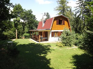 House with one bedroom in Znojmo, with furnished garden and WiFi