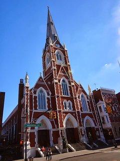 Landmark Church in Heart of Greenpoint