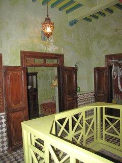 palier 1er étage