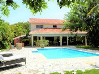 Juan Dolio Luxury Villa ✔️
