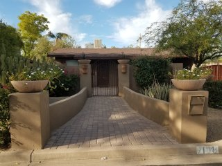 Old Town Scottsdale Home with Guest House Recently Remodeled Near Fashion Square