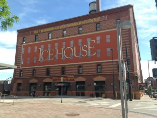 ICEHOUSE LOFT located historic Lower Downtown Denver (LoDo)