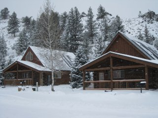 Modern and Roomy 2BR Cabin with Large Loft at Three Rivers Resort in Almont (#29)