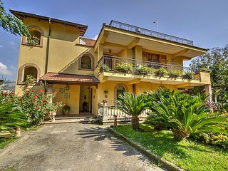 1 bedroom Villa in Sant'Agnello, Campania, Italy : ref 5228611