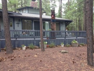 Cozy Mountain Escape in Pinetop Lakes CC
