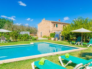 SA MATA - Villa for 6 people in Campanet