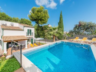 CAVALL BERNAT - Villa for 8 people in Cala Sant Vicenç