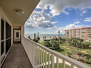 NEW!  Beachfront 2BR Bonita Springs Condo w/ Pool!