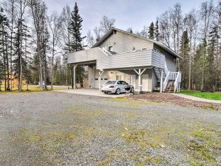 NEW! Cozy Chugiak Studio- Near Anchorage!