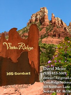 Vista Ridge Sedona, where relaxation meets the red rocks.