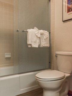 En-suite- master bathroom-tub/shower