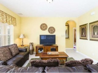 2711ML. 6 Bedroom Pool Home, Windsor Hills Resort In KISSIMMEE FL.