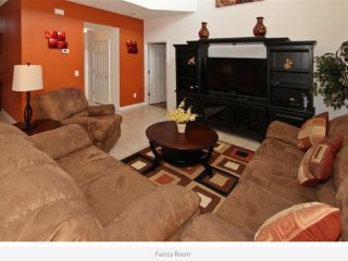 8505PHD. 7 Bedroom Pool Home, Emerald Island Resort In KISSIMMEE FL.