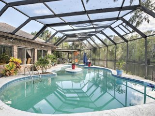 NEW! 2BR Ormond Beach Apt. on Tomoka River w/Shared Pool