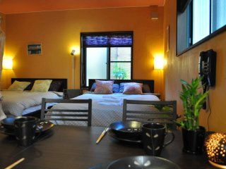 Sakara Kyoto Machiya Inn - Bamboo Suite - Stylish accommodation, best location