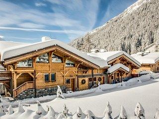 Chalet Terre 5*luxe à Chamonix: Piscine et Spa