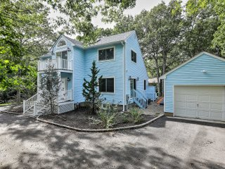 NEW! 4BR Sag Harbor Home-Access to Private Beach!