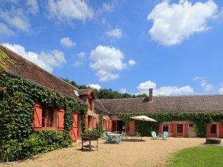 Le Souchet- Domaine de laTrigalière, Centre Val de Loire