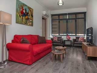 Superb flat close to Ancient Agora