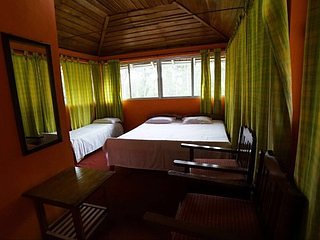 OUTBACK COORG HOMESTAY-Bedroom 2