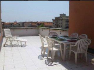 Viareggio Grande Appart+terrazzo+parking