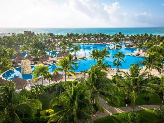 1 Bedroom at Vidanta Riviera Maya Resort (The Bliss or Mayan Palace category)