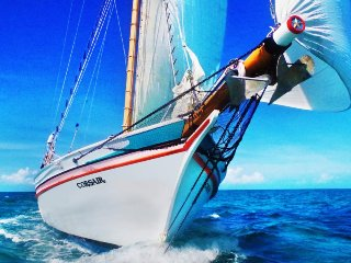 The Corsair - Buccaneering with Style ! sailing charters & experiences Grenada