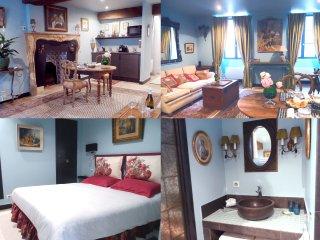 SUITE de LaMaisondel'Oiselier - BEAUNE inner city - apartment for two -