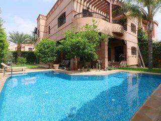 Villa de luxe aux portes de GUELIZ