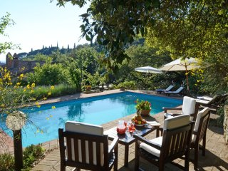 Villa Primavera medieval jewel  nestled in a timeless corner of Umbria
