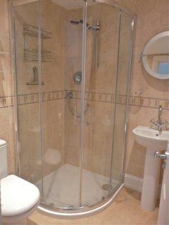 Shower en-suite to master bedroom