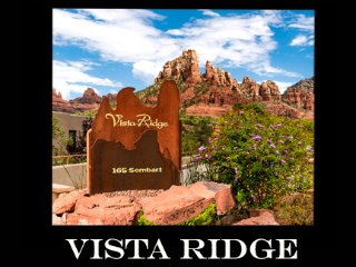Vista Ridge Sedona in Uptown Luxury Patio 2 bed/2 bath Condo Suites #2 or #3