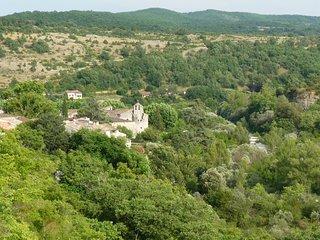 Gîte proche des gorges de l'Ardèche et de la caverne du Pont d'Arc