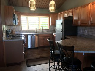 NEWLY REMODELED CUSTOM KITCHEN-NOT ANOTHER LIKE IT-BEAUTIFUL, LOVELY, LOCATION