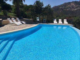 Villa Anastasia: Camera matrimoniale deluxe vista mare