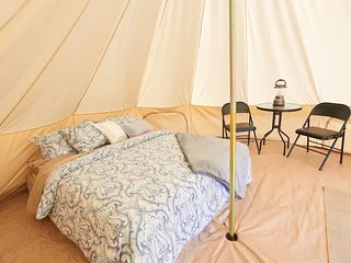 Zion Glamping Adventure - Tent 1