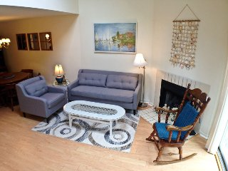 Ocean Edge affordable townhouse with A/C - BI0512