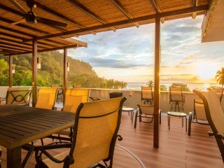 Penthouse Ocean Views on the Peaceful South End Jaco Beach!