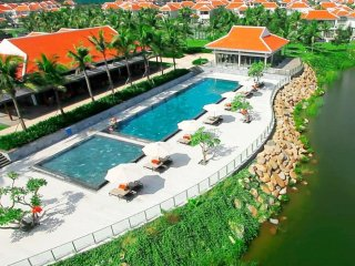 3 BRs The Ocean Villas,public&private pool,good view