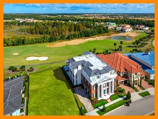 Reunion Resort 11000 - villa with pool, game room and home theater near Disney