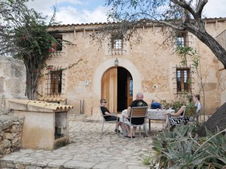 Finca Rustica 1455 Can Mascaro Manacor con vistas claras y panoramicas
