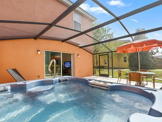 Three Bedrooms Spa/Jacuzzi close Disney *Encantada 3012