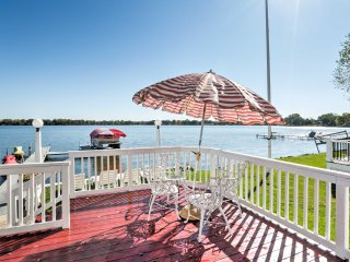 NEW! 4BR Antioch Lake House Near Skiing w/Hot Tub!