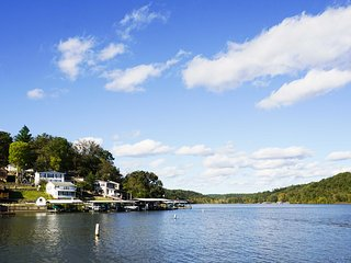 NEW! 3BR+ Lake of the Ozarks House w/Private Dock!