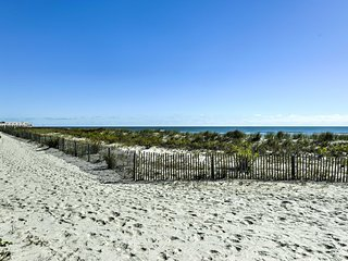 NEW! 2BR Ocean City Condo- Steps from the Beach!