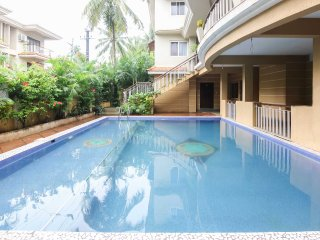 Sea Breeze 2BHK Apartment With Common Pool