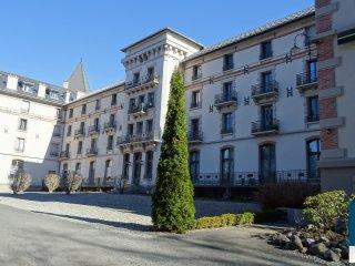 Appartement T2 duplex dans le Parc Thermal de Saint Gervais Les Bains
