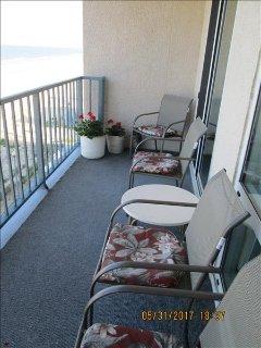 Balcony- 307 South Boardwalk #508
