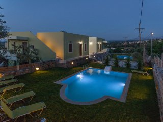 Orange Mela Villa with Private Swimming Pool
