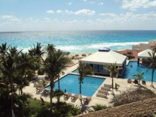 Efficiency ocean view beachfront in Cancun